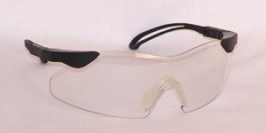 Pythons Safety Glasses Clear Lenses