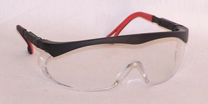 Titans Safety Glasses Clear Lenses