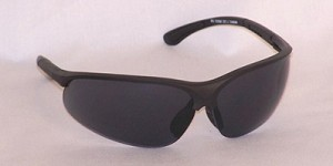 Neptunes Safety Glasses Sunglass Grey Lenses