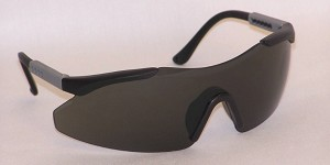 Cronos Safety Glasses  Sunglass Grey Lenses