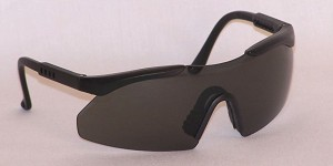 Cronos Junior Safety Glasses  Sunglass Grey Lenses