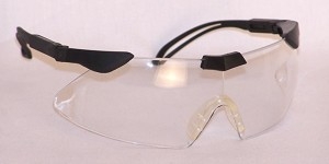 Circes Safety Glasses Clear Lenses