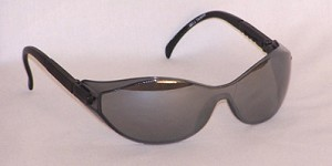 Europas Safety Glasses Silver Mirror Anti-Fog lenses