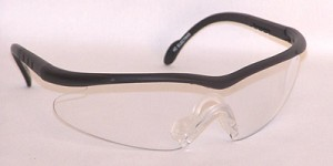 Electras Safety Glasses Clear Lenses