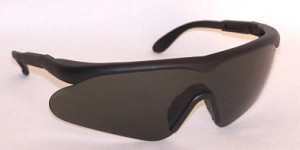 Electras II Safety Glasses Sunglass Grey Lenses
