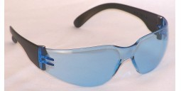 Chirons Safety Glasses Light Blue Lenses