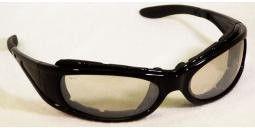 EOS Convertible Safety Glasses Indoor-Outdoor Lenses