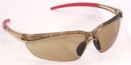 Typhons Safety Glasses Sunglass Brown Lenses