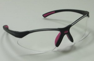 VenusX Safety Glasses Clear Lenses