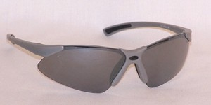 VenusX Safety Glasses Silver Mirror Lenses