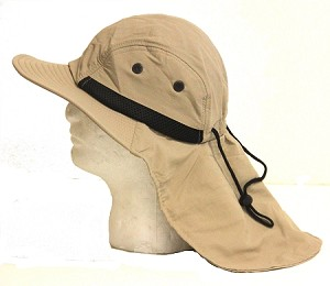 Floppy Shade Hat Khaki