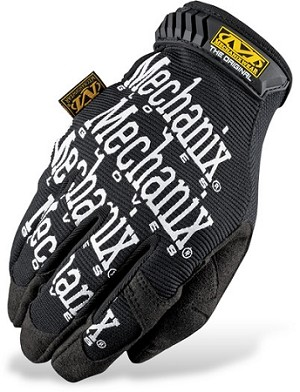 Mechanix Wear Original Race Work Glove Black
