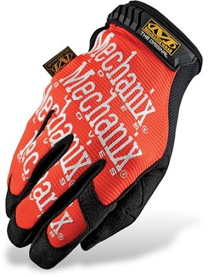 Mechanix Wear Original Race Work Glove Orange