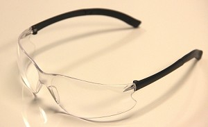 Aries Lite Safety Glasses Clear Lenses