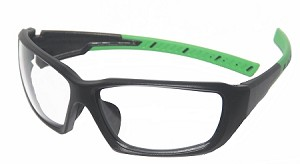 Hypnos Safety Glasses Clear Lenses
